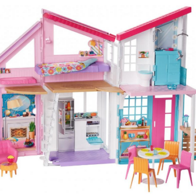 Barbie Estate Malibu House Playset with 25+ Themed Accessories 50% Off!
