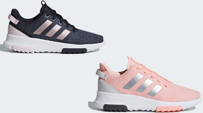 stile di moda del 2019 miglior servizio bella vista Kids adidas Cloudfoam Racer TR Shoes Only $28 Shipped (Regular $55)!