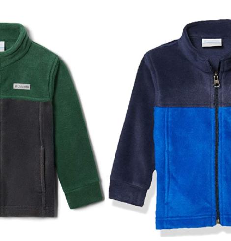 Columbia Baby Steens Fleece Jacket Deal!