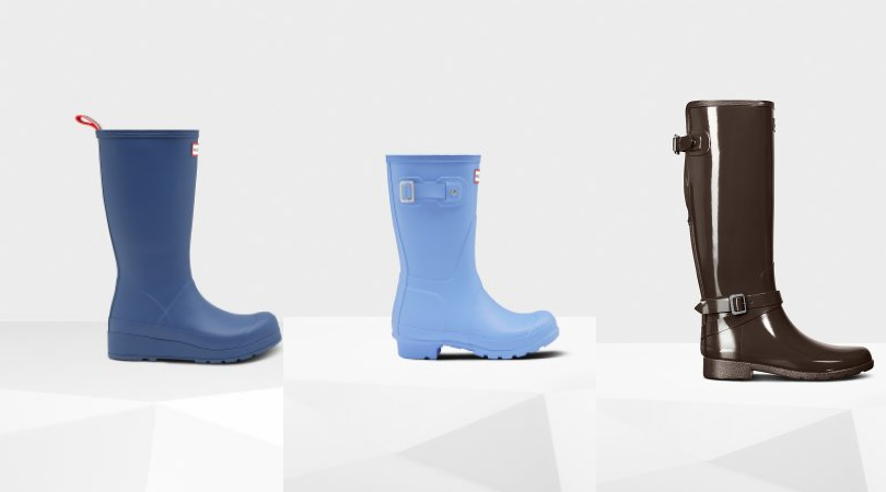 26159655e6b25 Hunter Boots on Sale up to 40% Off and Free Shipping in Time for Christmas!