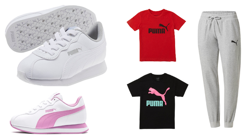 Sale on PUMA Clothes   Shoes for the Family + Extra 20% Off   Free 2-Day  Shipping 74a1c017f