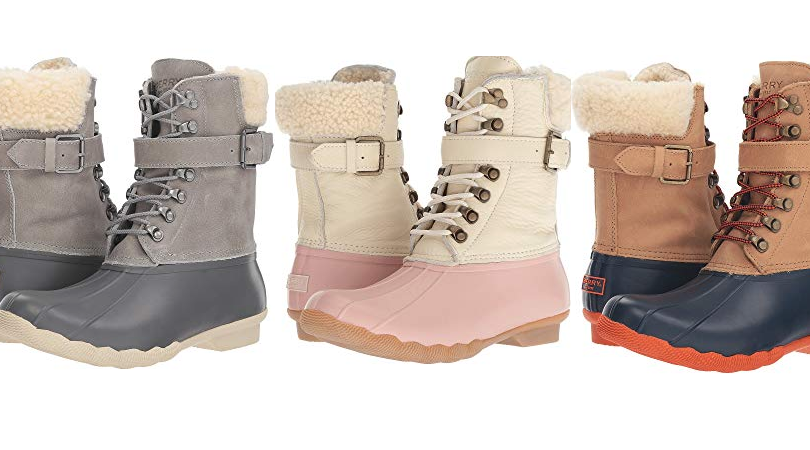 great deals 2017 exclusive range best website Sperry Shearwater Rain Boots 57% Off - Today Only!