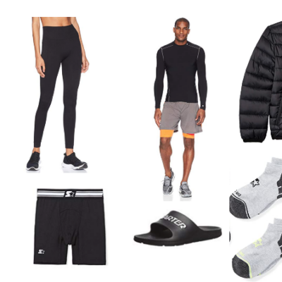 Save Big on Starter Athletic Apparel for the Whole Family!