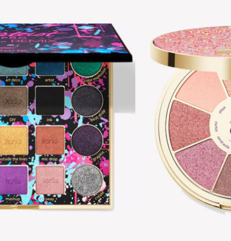 Tarte Eyeshadow & Cheek Palettes 50% Off – Today Only!