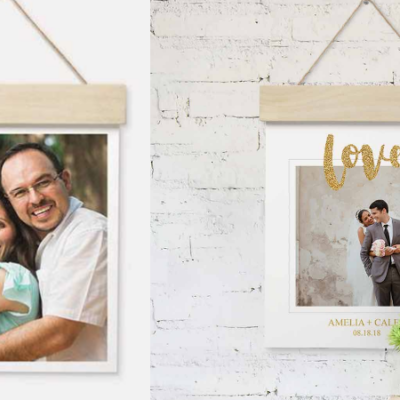 75% Off 11×14 Wood Hanger Photo Boards = Only $7.50 + Free Pickup!