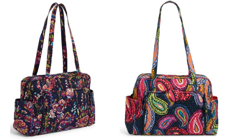 Vera Bradley Baby Bag Only 34 30 Shipped Regular 139