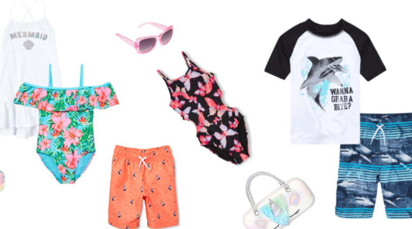9f947bc349a9 60% Off The Swim Shop + Free Shipping from The Children's Place!