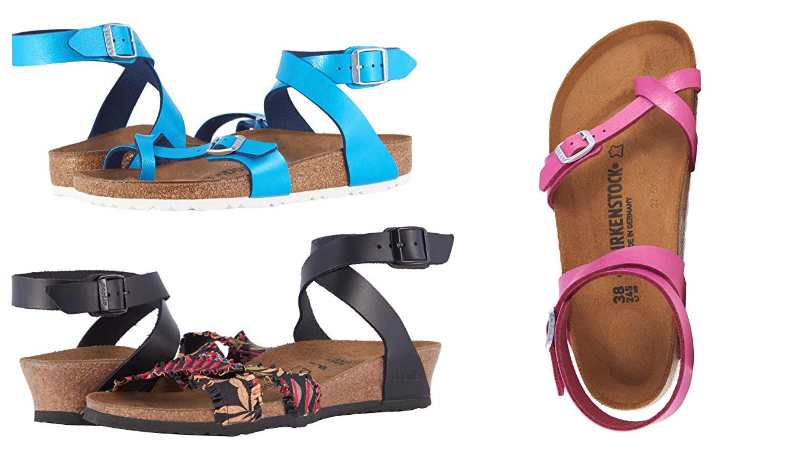 Yara Sandals 50Off Lola Birkenstock Or edxBoWCr