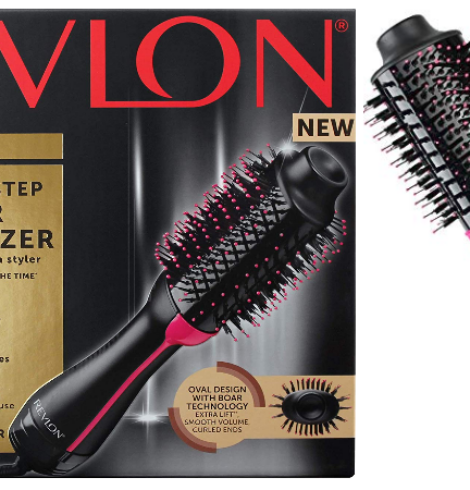 Revlon One-Step Hair Dryer & Volumizer!