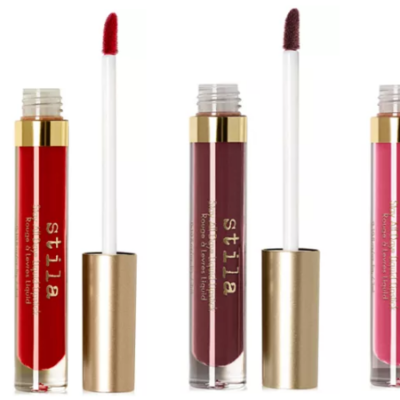 Stila Stay All Day Liquid Lipsticks 50% Off – Today Only!