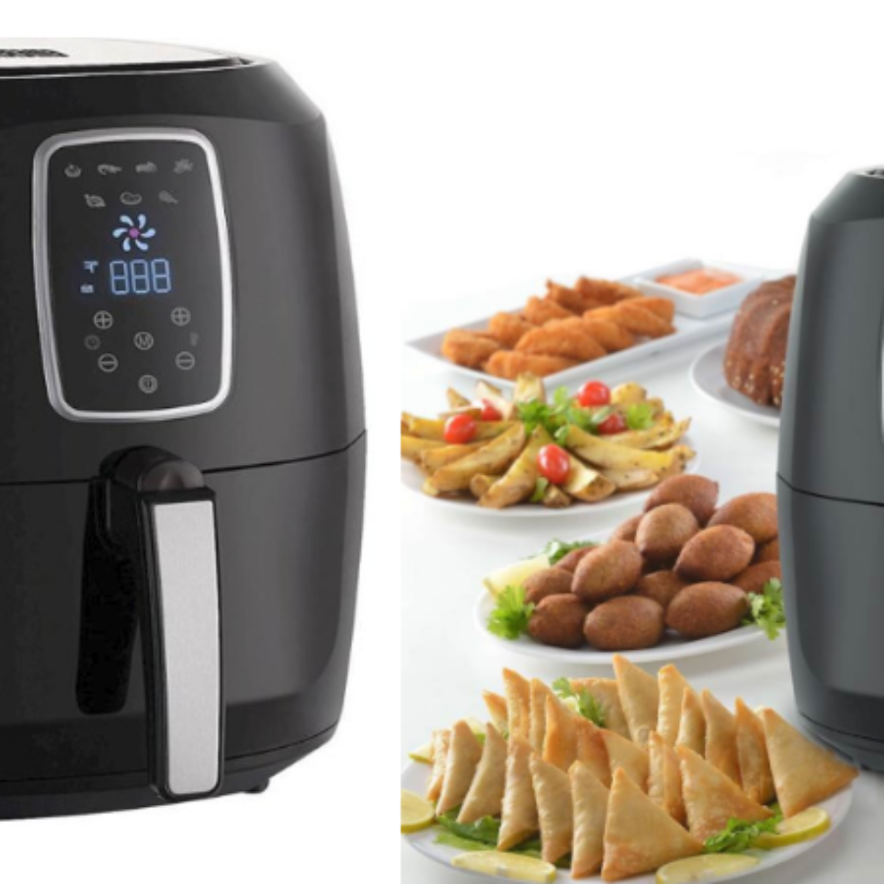 Emerald – 4L Digital Air Fryer Only $29.99 (Regular $69.99)!