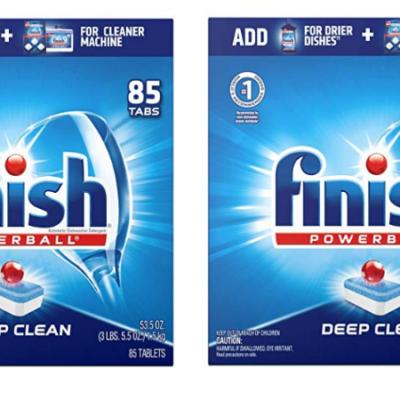 Finish Powerball Dish Tabs 85 ct. – Deal!