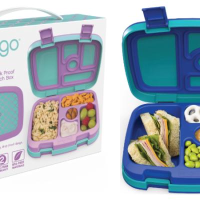 Bentgo Kids Leak Proof Lunchboxes Deal!