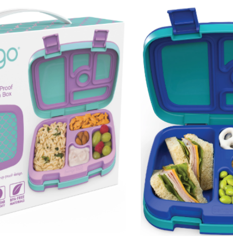 Bentgo Kids Leak Proof Lunchboxes Only $9.99 + Shipping (Regular up to $30)!