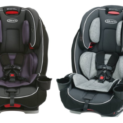 Graco SlimFit All-in-One Convertible Car Seat Deal!
