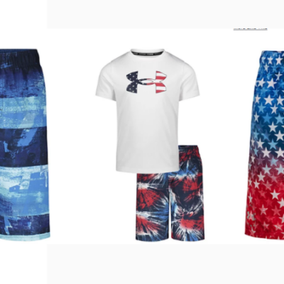 Under Armour + Laguna Swimwear for Boys 60% Off – Today Only!