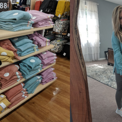 This $11 sweatshirt from Walmart is everything!