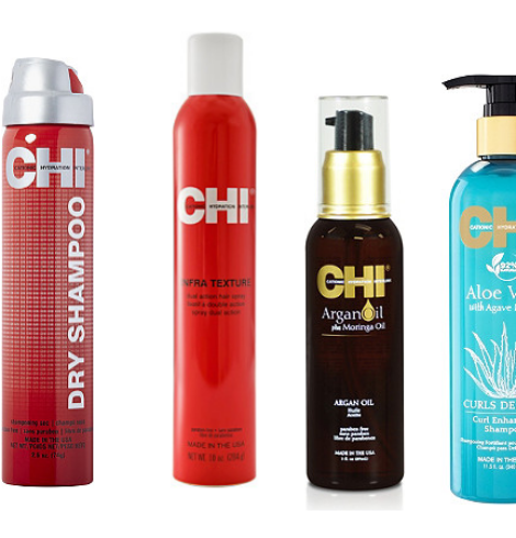 Chi Hair Products 50% Off – Today Only!