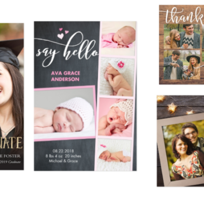 Walgreens is Offering 6 Free 5X7 Premium Photo Cards ($21 Value) + Free Store Pickup!