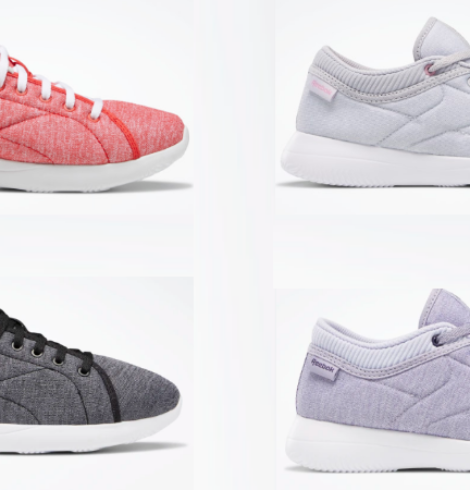 Women's Reebok Runaround Shoes Only $20 Shipped (Regular $50)!
