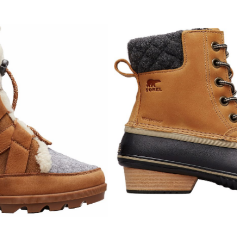 Sorel Winter Boots 50% Off + Extra 20% Off!