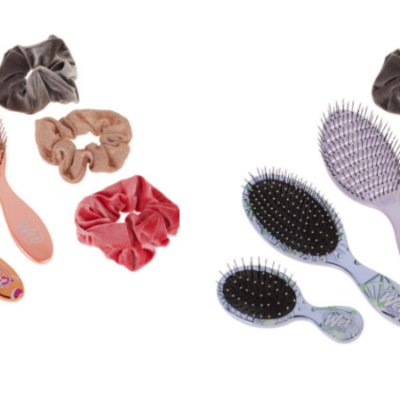 Wet Brush 6-piece Brush & Scrunchie Set Only $24!