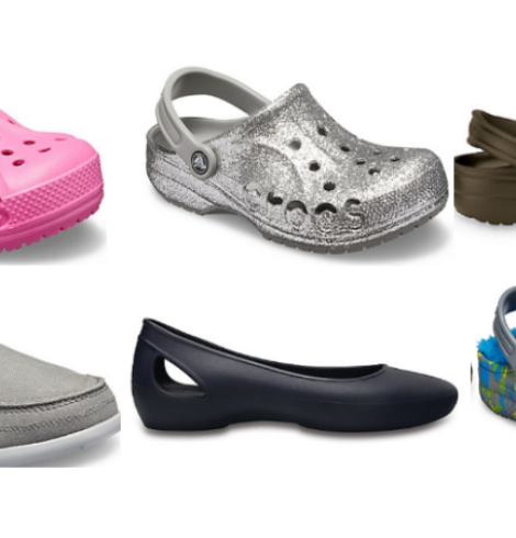 Extra 50% Off Select Crocs – Today Only!