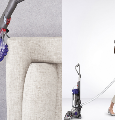 Dyson – Ball Animal Upright Vacuum 50% Off Today Only!