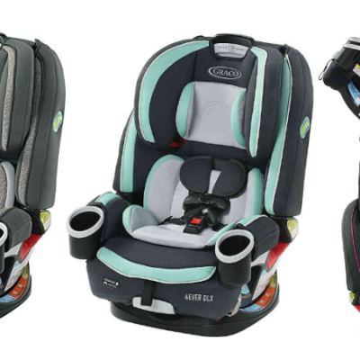 Graco 4Ever DLX 4-in-1 Convertible Car Seat Only $199.99 (Regular $299)!