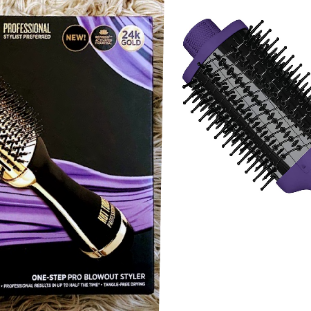 Hot Tools Blowout Brushes, Curling Irons and more- 40% Off Coupons!