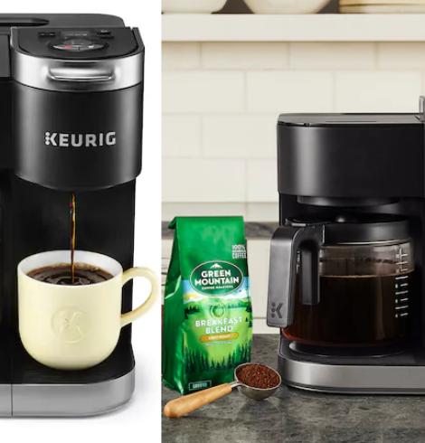 Keurig K-Duo Single-Serve & Carafe Coffee Maker Only $85 + Earn $15 in Kohl's Cash!