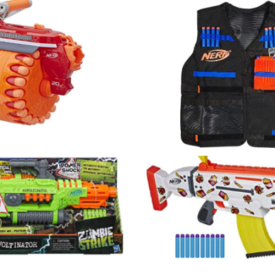 Save on Nerf Toys – Today Only!