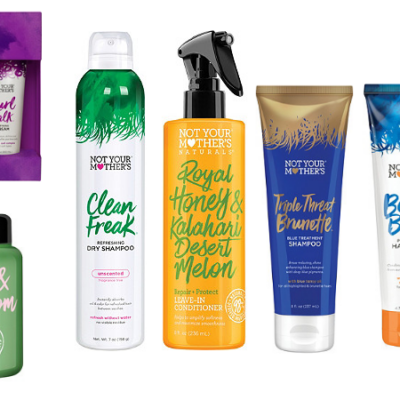Not Your Mother's 2 Piece Dry Shampoo Deals!