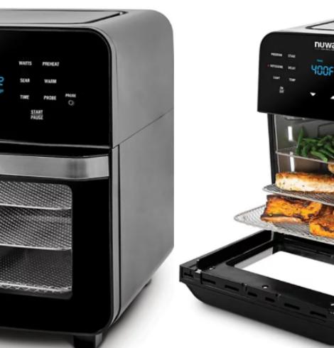 NuWave Brio 14-qt. Digital Air Fryer Oven Only $110.49 (Regular $199.99) + Earn $30 in Kohl's Cash!