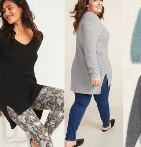 Old Navy Sweaters for the Family Only $12 – Today Only!