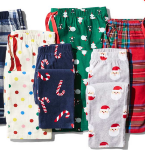 Old Navy Pajama Pants Only $5 – $7 (Regular up to $24.99) – Today Only!
