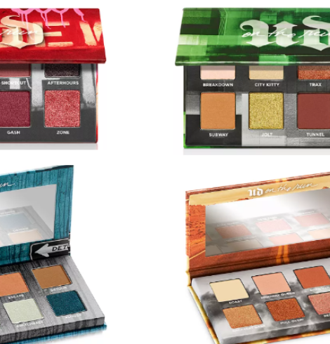 Urban Decay On The Run Mini Palettes Only $12.50!