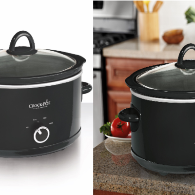 Crock-Pot 7-Quart Manual Slow Cooker under $20!!
