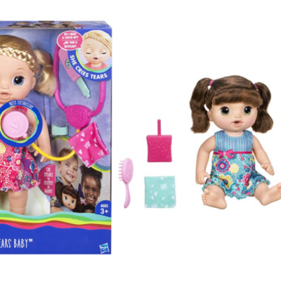 Baby Alive Sweet Tears Baby – 50% Off!
