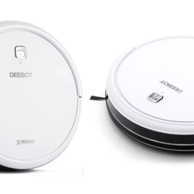 Ecovacs DEEBOT N79W Multi-Surface Robotic Vacuum Cleaner less than $128!!