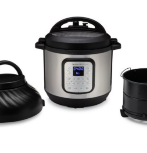 Instant Pot Duo Crisp and Air Fryer Only $79 (Regular $149.99)