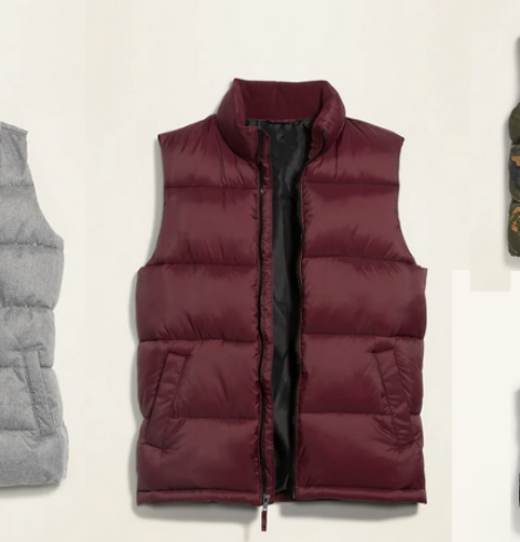 Old Navy Frost Free Vests for Men and Women Only $12 – Kids Only $10 – Today Only