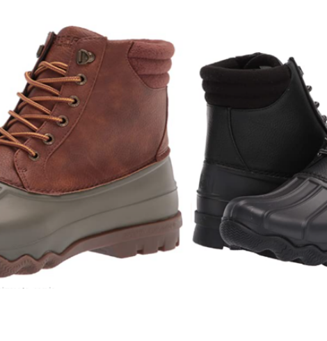 Sperry Top-Sider Men's Avenue Duck Boots 60% Off – Today Only!