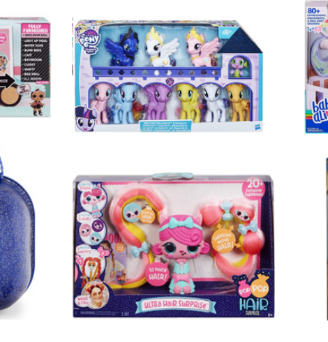 Save on Dolls and Accessories from LOL, Baby Alive and Many More – Prime Day Deal!