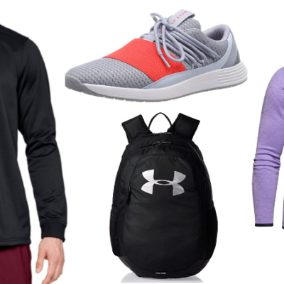 Under Armour Semi Annual Sale + 40% Off Discount Code + Free Shipping!