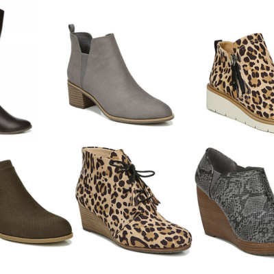 Dr. Scholl's Boots 50 – 65% Off – Today Only!