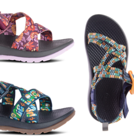 Youth Chaco Sandals Only $37.49 or less (Regular $60)!
