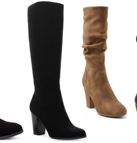 Macy's Flash Sale – Save 50 -75% on Boots!