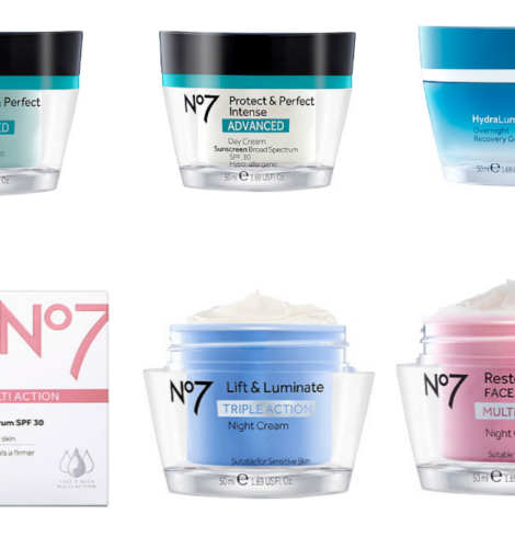No7 Moisturizers 40% Off + Extra 20% Off Code!