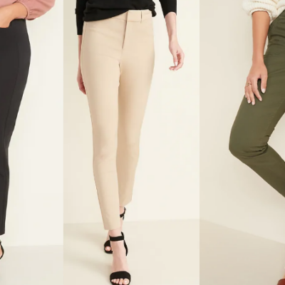 Old Navy Women's Pixie Pants Only $15 (Regular up to $39.99) – Today Only!